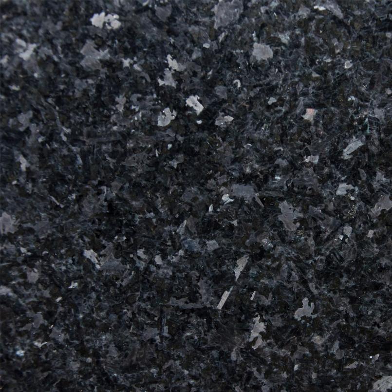 Silver Black Granite